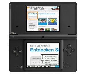 Nintendo DSi, Screenshot #8