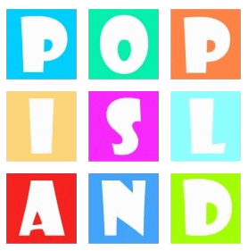 Pop Island, Covermotiv