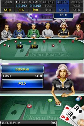 World Poker Tour: Texas Hold 'Em, Screenshot #2
