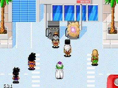 Review Dragonball Z Das Erbe Von Goku Ii Nintendo Game Boy