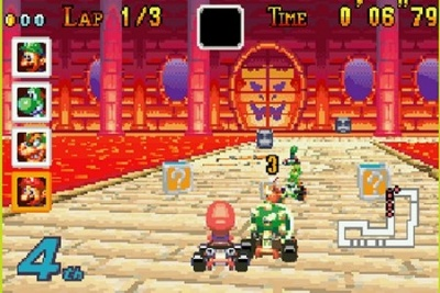 Mario Kart: Super Circuit, Screenshot #5