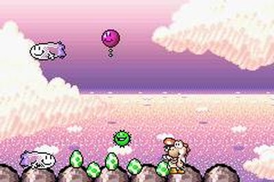 Super Mario Advance 3: Super Mario World 2 - Yoshi's Island, Screenshot #4