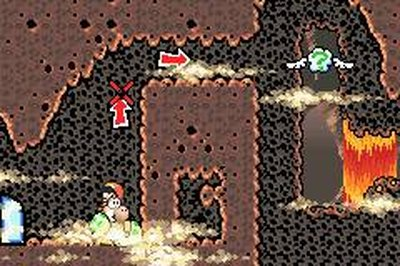 Super Mario Advance 3: Super Mario World 2 - Yoshi's Island, Screenshot #5
