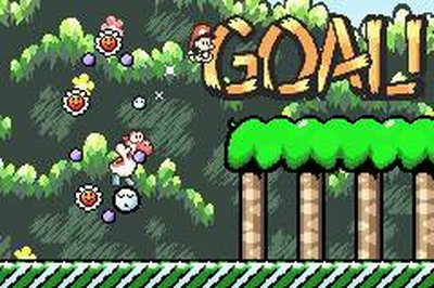 Super Mario Advance 3: Super Mario World 2 - Yoshi's Island, Screenshot #7