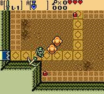 The Legend of Zelda: Oracle of Ages, Screenshot #2