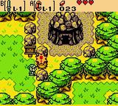 The Legend of Zelda: Oracle of Ages, Screenshot #3
