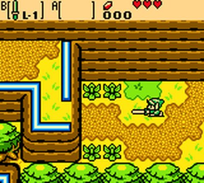 The Legend of Zelda: Oracle of Ages, Screenshot #4