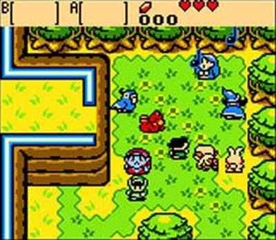 The Legend of Zelda: Oracle of Ages, Screenshot #5