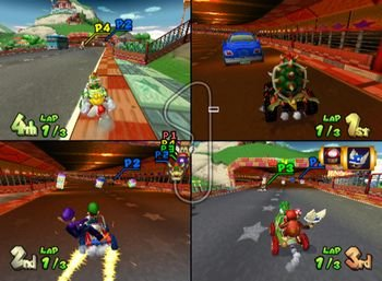 Mario Kart: Double Dash!!, Screenshot #2
