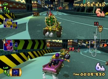 Mario Kart: Double Dash!!, Screenshot #3