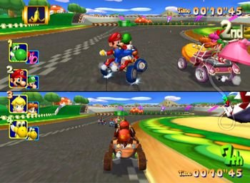 Mario Kart: Double Dash!!, Screenshot #6