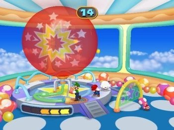 Mario Party 7, Screenshot #2