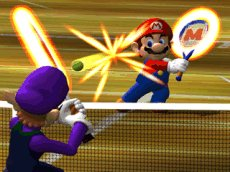 Mario Power Tennis, Screenshot #4