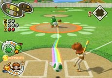 Mario Superstar Baseball, Screenshot #2