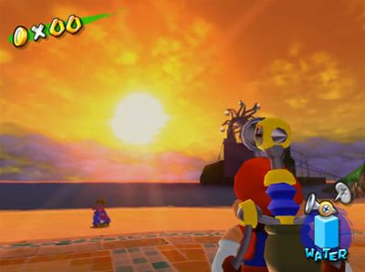 Super Mario Sunshine, Screenshot #4