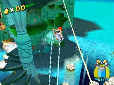 Super Mario Sunshine, Screenshot #5