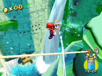 Super Mario Sunshine, Screenshot #6