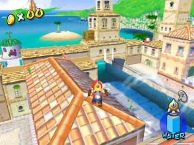 Super Mario Sunshine, Screenshot #7