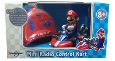 Mario Kart Wii Mini Radio Controlled Karts, Covermotiv/Artwork