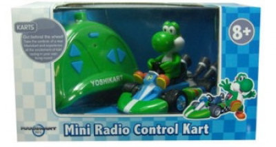 Mario Kart Wii Mini Radio Controlled Karts, Screenshot #2