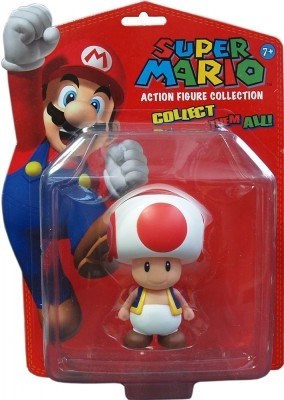 Super Mario Actionfiguren-Kollektion, Screenshot #2