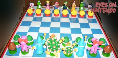 Super Mario Chess - Collector's Edition, Screenshot #4