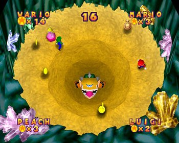 Mario Party 2, Screenshot #2