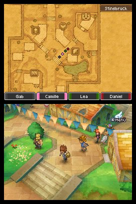 Dragon Quest IX: Hüter des Himmels, Screenshot #4