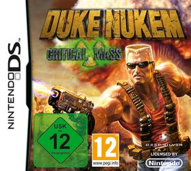 Duke Nukem: Critical Mass, Covermotiv