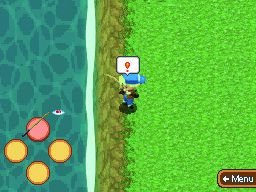 Harvest Moon DS: Mein Inselparadies, Screenshot #6