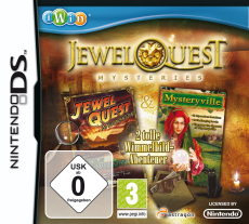 Jewel Quest Mysteries, Covermotiv/Artwork