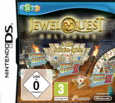 Jewel Quest Solitaire, Covermotiv/Artwork