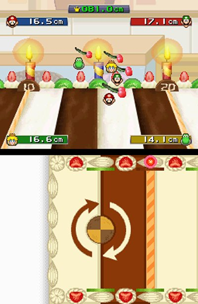 Mario Party DS, Screenshot #2