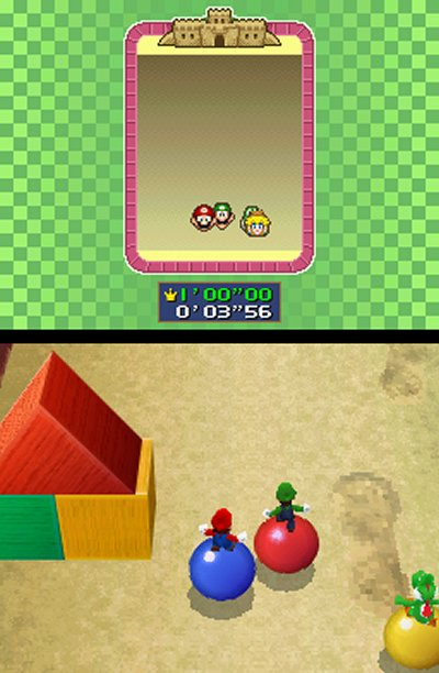 Mario Party DS, Screenshot #3