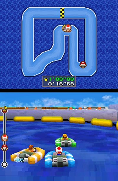Mario Party DS, Screenshot #4