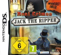 Real Crimes: Jack The Ripper, Covermotiv/Artwork
