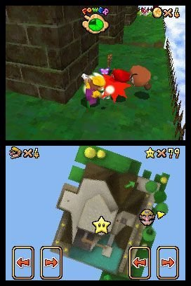 Super Mario 64 DS, Screenshot #3