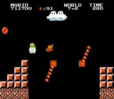 Super Mario Bros. 2: The Lost Levels, Screenshot #3