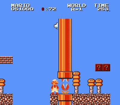 Super Mario Bros. 2: The Lost Levels, Screenshot #5