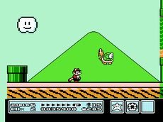 Super Mario Bros. 3, Screenshot #11