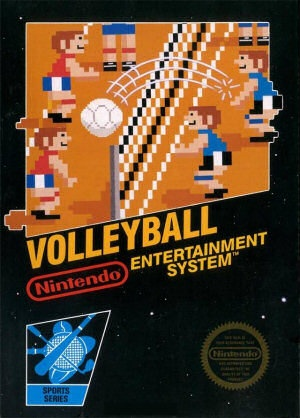 Volleyball, Covermotiv/Artwork