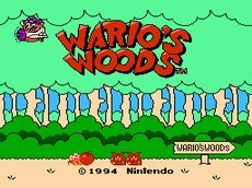 Wario's Woods, Screenshot #2
