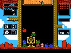 Wario's Woods, Screenshot #4