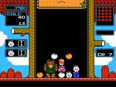 Wario's Woods, Screenshot #5