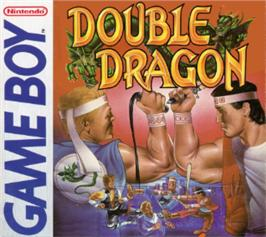 Double Dragon, Covermotiv/Artwork
