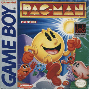 Pac-Man, Covermotiv/Artwork