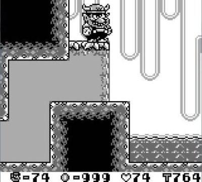 Super Mario Land 3: Wario Land, Screenshot #2