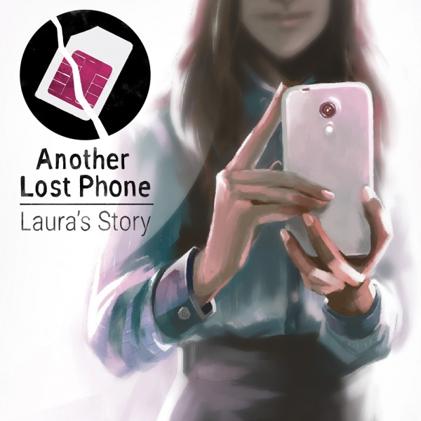 Another Lost Phone: Laura's Story, Covermotiv