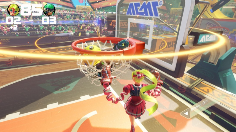 ARMS, Screenshot #3
