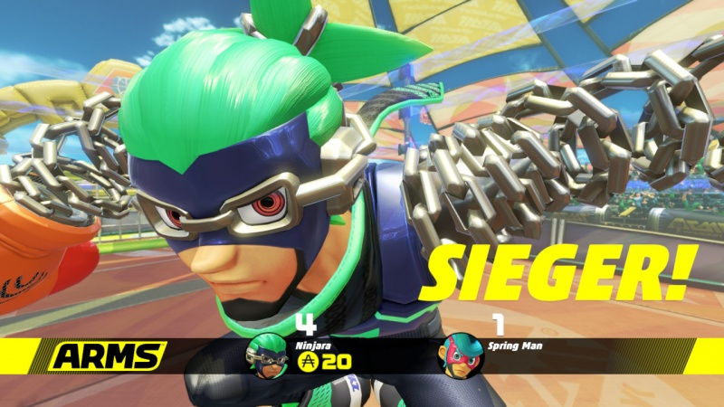 ARMS, Screenshot #6